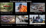What People Think Meme Applied to 24 Hours ofLemons