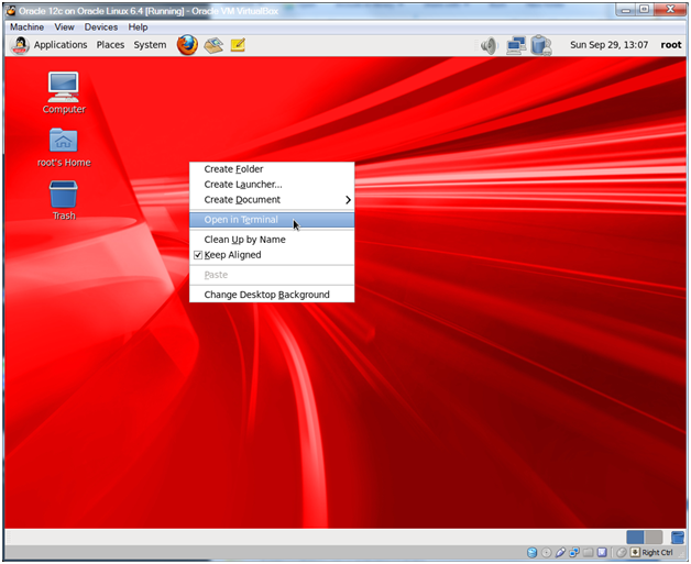 Oracle Database 12c on Oracle Linux 6 – Step 5: Disable the