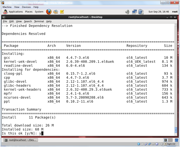 Oracle Database 12c on Linux 6 – Step 9: Download and