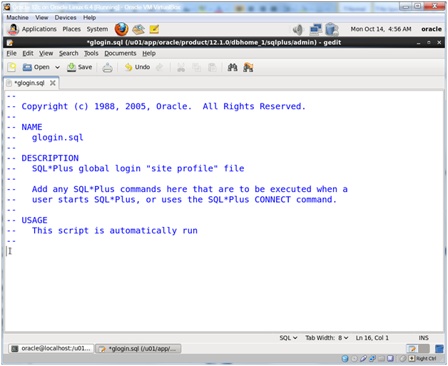 running sql scripts within mysql Do you really want to just run a sql file it is mysql, postgresql, oracle how can i execute already created sql scripts in python.