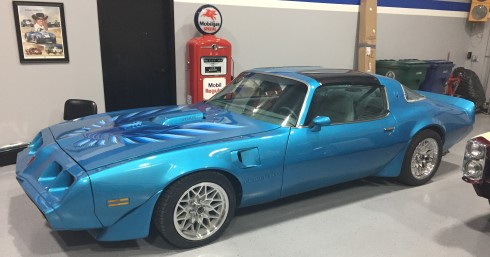 1979 Blue Bird Trans Am